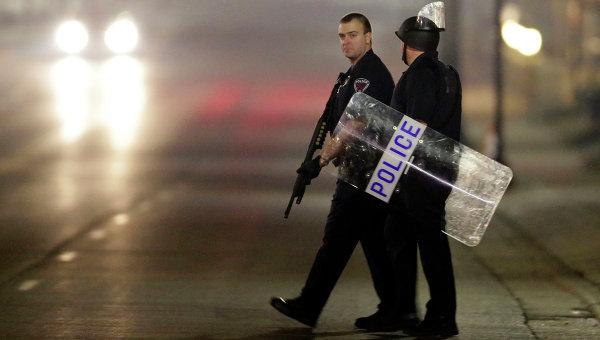 Полицейские в США, архивное фото