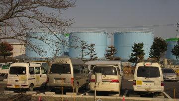 Инфраструктура АЭС Фукусима. Архивное фото