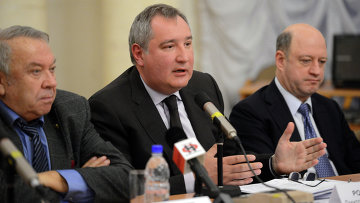 Д.Рогозин. Архивное фото