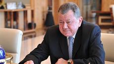 Заместитель министра иностранных дел России по борьбе с терроризмом Олег Сыромолотов. Архивное фото