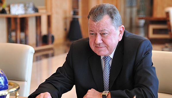 Заместитель министра иностранных дел России по борьбе с терроризмом Олег Владимирович Сыромолотов, архивное фото