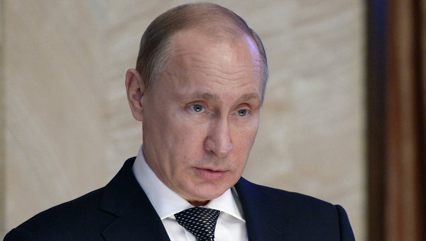 Президент России Владимир Путин принял участие в заседании коллегии ФСБ