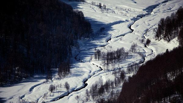 Урочище реки Грыбза