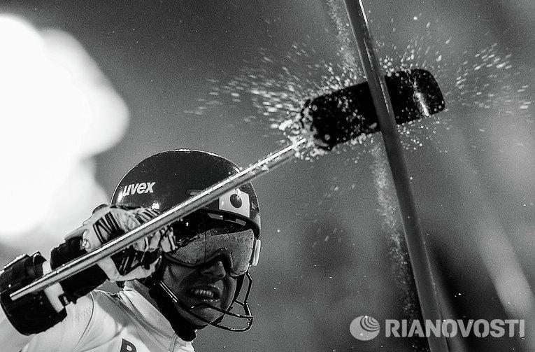 Фотография Алексея Филиппова из серии Воля к победе (Will to Win)