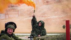 Учения внутренних войск МВД России Заслон-2015 в Крыму