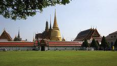 Королевский дворец в Бангкоке. Архивное фото