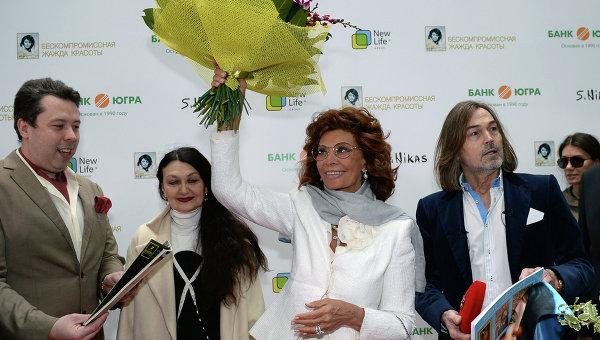 Выставка красоты в москве