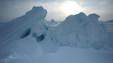 Полярные льды. Архивное фото