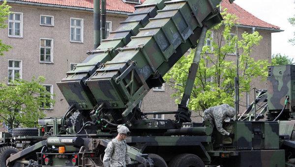 Ракеты Patriot. Архивное фото
