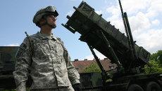 Американские ракеты Patriot. Архивное фото