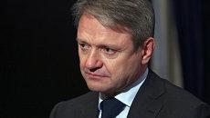 Министр сельского хозяйства РФ Александр Ткачев. Архивное фото