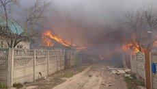 Ликвидация последствий взрыва склада пиротехнических изделий в Орле. Архивное фото