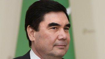 Президент Туркменистана Гурбангулы Бердымухамедов. Архивное фото