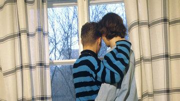 Сергей и Геннадий - гомосексуалисты