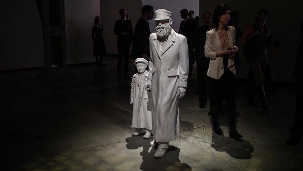 Открытие Еврейского музея и центра толерантности в Москве. Архивное фото