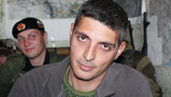 В Киеве разрешили начать заочный суд над командиром «Сомали» Гиви