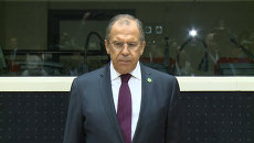 Лавров назвал главный шаг к урегулированию кризиса на востоке Украины