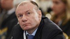 Генеральный директор - председатель правления ГМК Норильский никель Владимир Потанин. Архивное фото