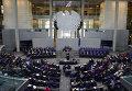 """Заседание нижней палаты парламента Германии, посвященное предстоящему саммиту """"Восточное партнерство"""" в Риге"""