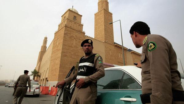 Сотрудники полиции Саудовской Аравии. Архивное фото