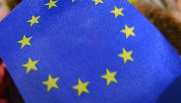 Символика Евросоюза. Архивное фото