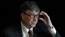 Бывший глава корпорации Microsoft Билл Гейтс. Архивное фото