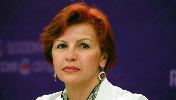 Начальник Департамента социальной политики и информационного обеспечения Постоянного Комитета Союзного государства Маргарита Левченко