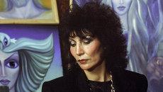 Экстрасенс, целительница и астролог Джуна Давиташвили. Архивное фото