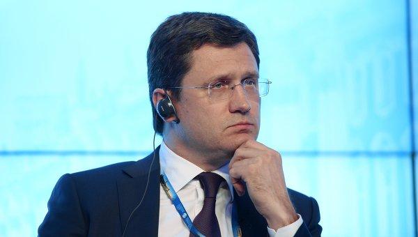 Александр Новак. Архивное фото.