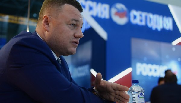 Губернатор Тамбовской области Александр Никитин