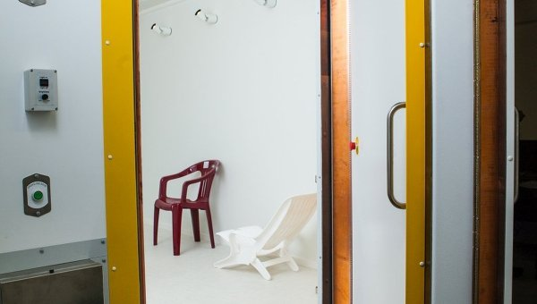 Безмагнитная камера в стенах Российского квантового центра