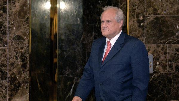 Сайдик провел в столице переговоры сЛавровым поУкраине
