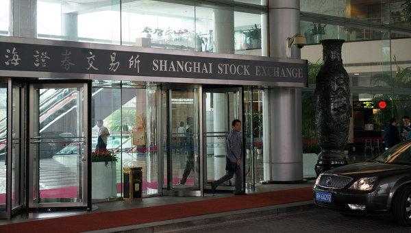 Здание Шанхайской фондовой биржи