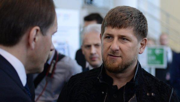Глава Чеченской Республики Рамзан Кадыров , архивное фото