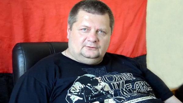 Депутат Верховной Рады от Радикальной партии Игорь Мосийчук
