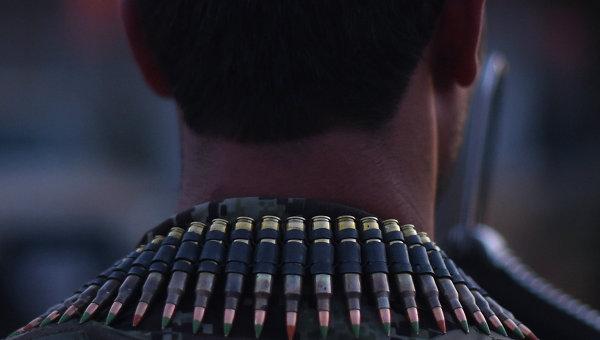 Сотрудник афганских сил безопасности. Архивное фото