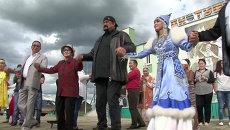 Я российский монгол, и я русский – Стивен Сигал приехал в Якутию