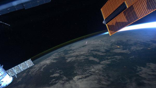 Вамериканском сегменте МКС сработала пожарная сигнализация