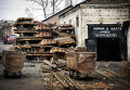 """На территории шахты """"Иловайская"""""""
