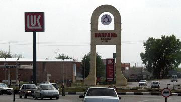 Въезд в город Назрань. Архивное фото