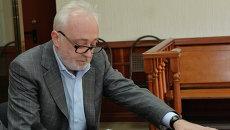 Экс-руководитель госкорпорации Роснано Леонид Меламед . Архивное фото
