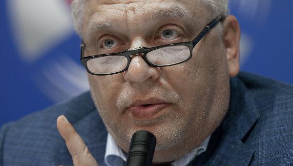 Председатель Общественного совета при министерстве промышленности и торговли РФ Андрей Зверев. Архив