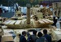 Участники 10-ой международной выставки Russia arms expo