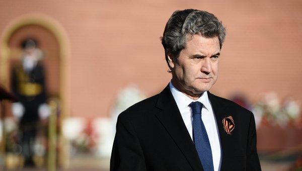 Чрезвычайный и полномочный посол Республики Чили в России Хуан Эдуардо Эгигурен Гусман. Архивное фото