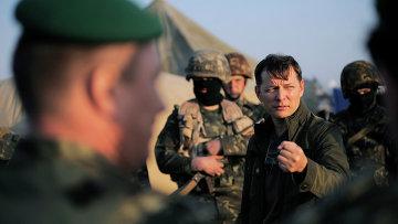 Народный депутат Украины Олег Ляшко, архивное фото