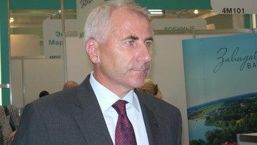 Глава представительства ЕС в РФ, посол Вигаудас Ушацкас. Архивное фото
