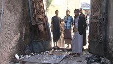 Неизвестные взорвали мечеть во время молитвы в Йемене. Кадры с места ЧП