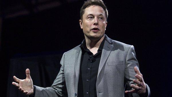 Элон Маск, глава компаний Space X и Tesla Motors. Архивное фото