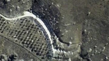 Боевая авиация РФ нанесла точечные удары по позициям ИГ в Сирии. Архивное фото