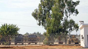 База Хмеймим в Сирии. Архивное фото